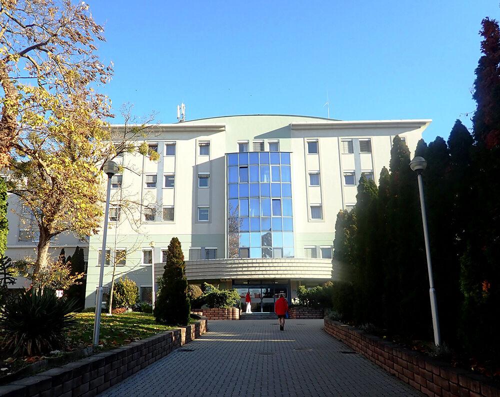 Ózongenerátor a soproni kórházban
