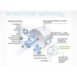 AirTec Habanero II akkumulátoros légtisztító E-Nano filterrel, Amerika Kapitány dizájnnal