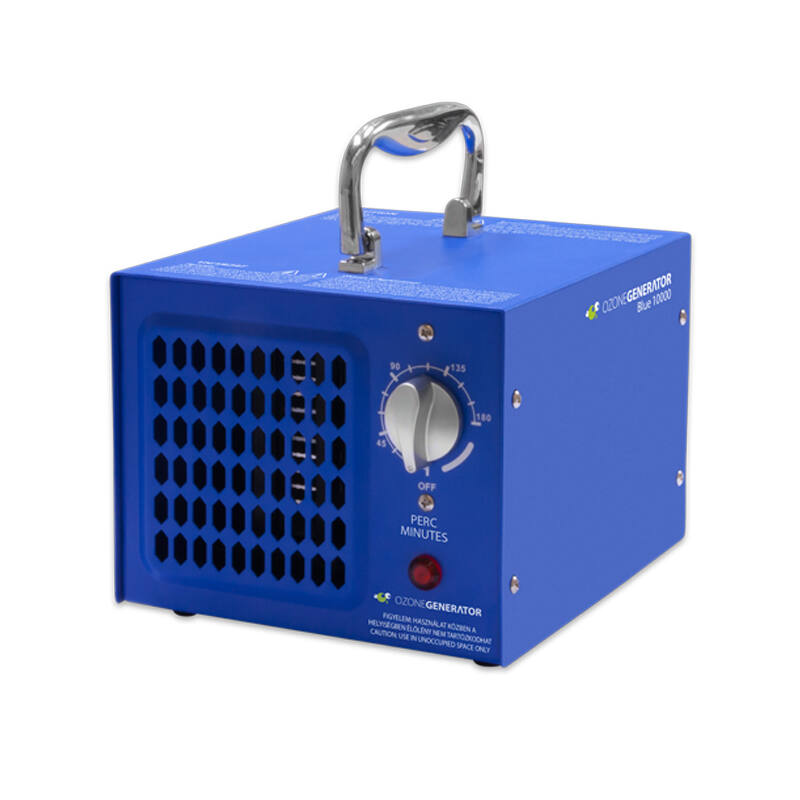 OZONEGENERATOR Blue 10000 - ózongenerátor készülék 3 év garanciával: egyenesen az importőrtől, Készletről Azonnal