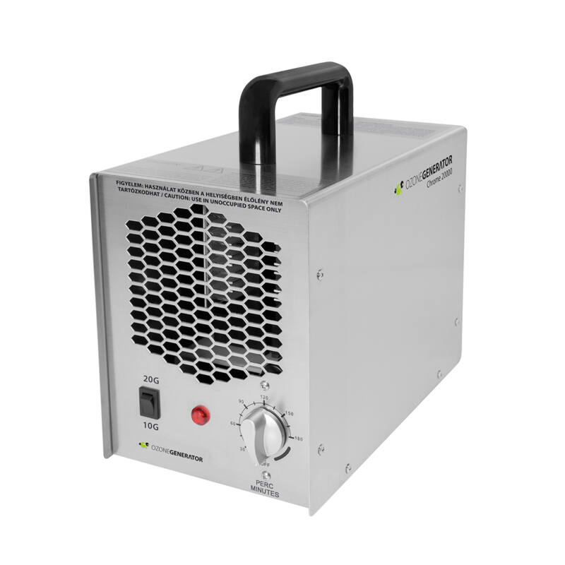 OZONEGENERATOR Chrome 20000 ózongenerátor készülék