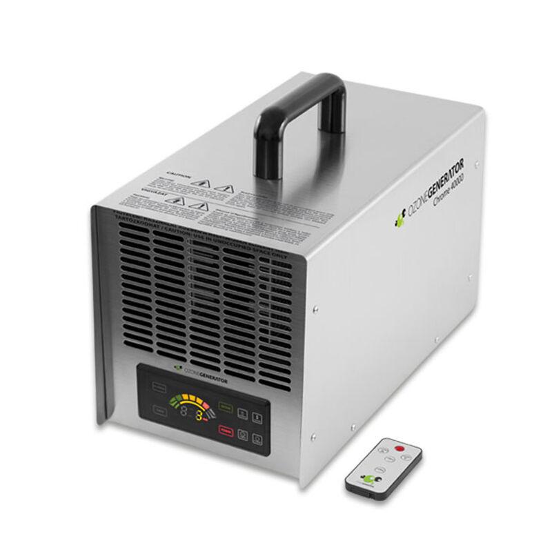 OZONEGENERATOR Chrome 40000 ózongenerátor készülék