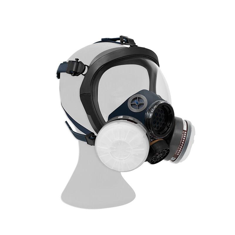 ST-100 FFP2 Teljes gázálarc ózongáz szűrőkkel