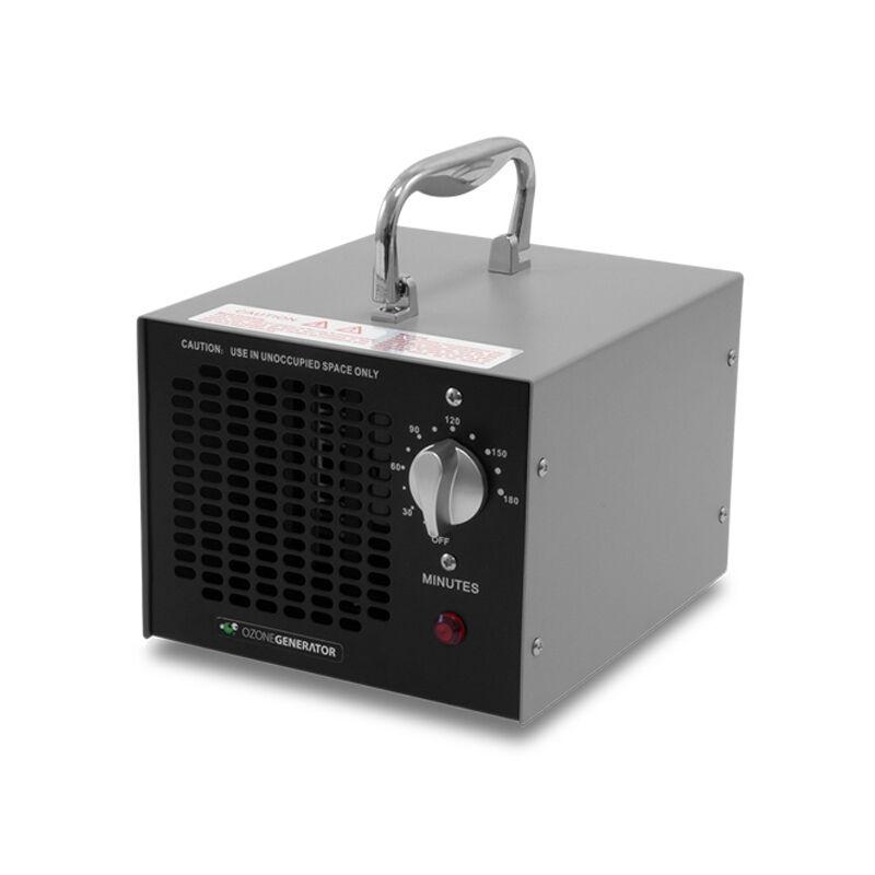 Poratka ellen is: Ozonegenerator Silver 4000 - ózongenerátor készülék otthonra is: max 96m²-hez
